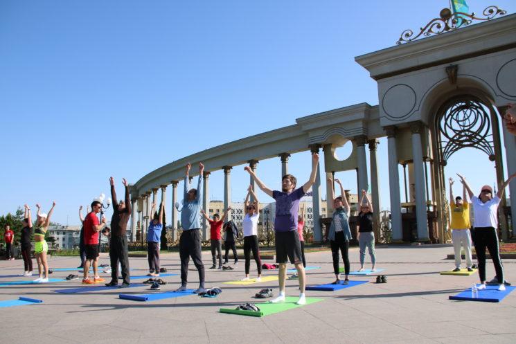 Almaty Street Fitness
