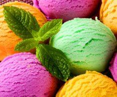 Фестиваль мороженого в молле Апорт