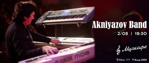 Akniazov Band в Музкафе