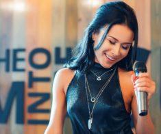 Певица Луина на Esentai Square