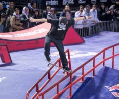 Red Bull Local Hero. Skateboard