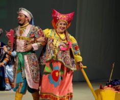 Царевна-лягушка (гастроли театра им. Станиславского)