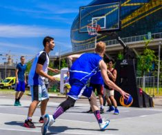 Турнир по баскетболу «BIG GAME Vol.2»