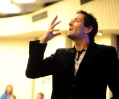 Легендарный тренинг «Харизматичный оратор»