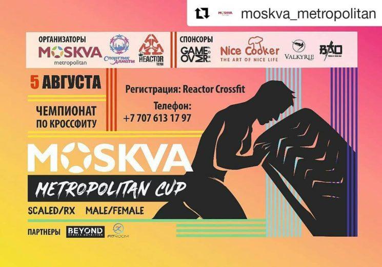 Чемпионат по кроссфиту