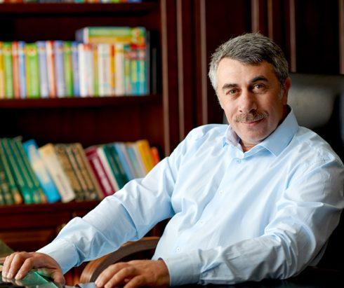 Евгений Комаровский в Алматы
