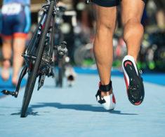 Чемпионат Алматы по триатлону