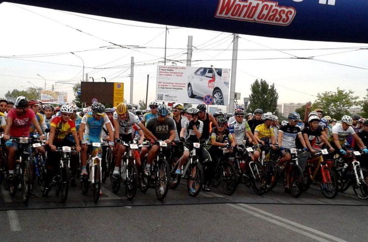 """Велогонка """"Tour of World Class Almaty 2018"""""""