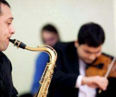 Осенний саксофон Евгения Дробота