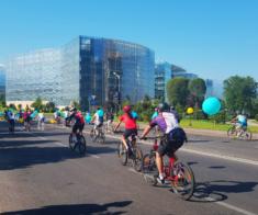 Второй осенний велопробег