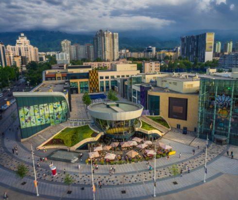 Dostyk Plaza