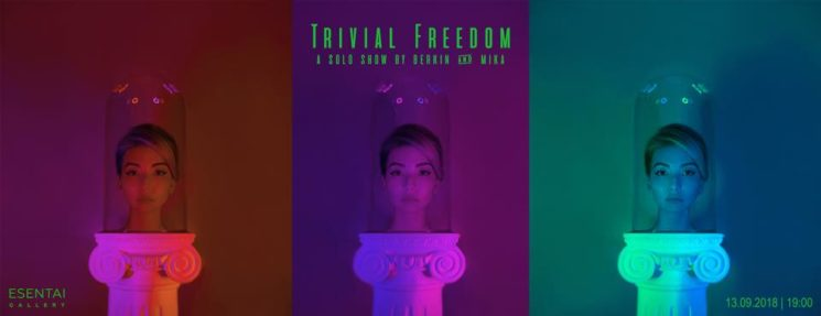 "Выставка ""Trivial Freedom by Berkin&Mika"""