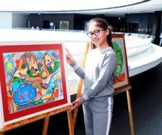 Выставка «Симфония Мира и Добра»