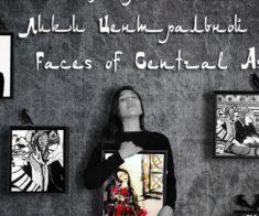Выставка художницы Гузель Закировой «Faces of Central Asia»