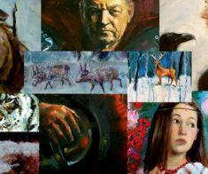 Выставка творческого объединения «Red Cloud»