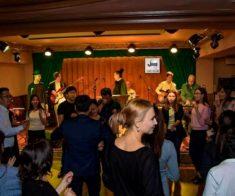 Концертная вечеринка «Осень в большом городе»