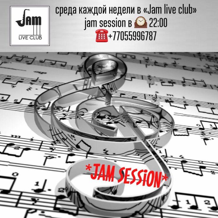 Jam Session & Jam Live Club