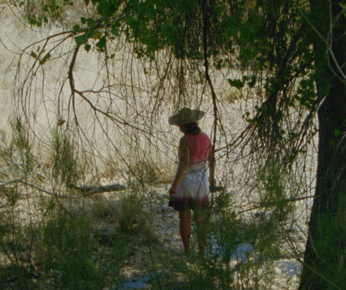 Показ фильма «El mar la mar»