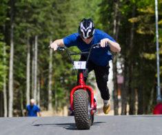 Фестиваль колесных видов спорта  «Apple Wheel»