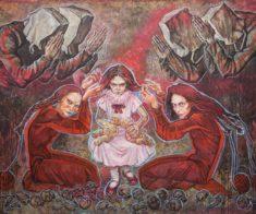 Выставка Гули Громой «Игра в равновесие»