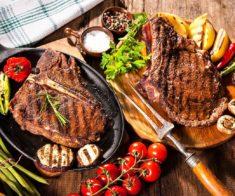 Вечеринка «Rock&Steak» в Soho