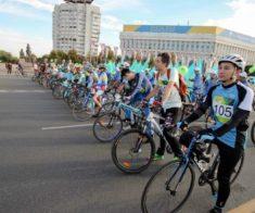 Велопробег закрывает сезон