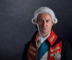 Показ спектакля «Безумие Георга III»
