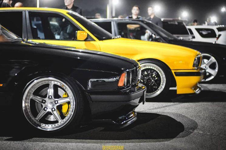Выставка автомобилей Stance