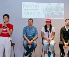 Лекторий «Спорт. Мотивация. Бег» и Pasta Party RunningTusa