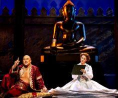 Показ мюзикла «Король и я»