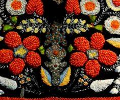 Лекция «Полифония цвета казахской народной вышивки»