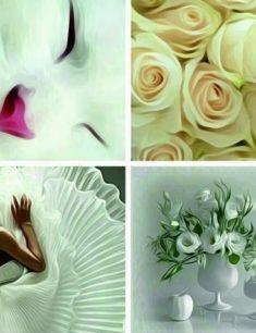 Выставка «Белое»