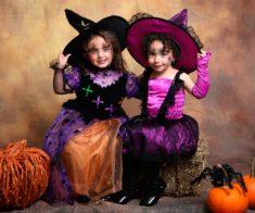 Хеллоуин для малышей в Ларисс Иванну Хачу на Жамбыла