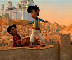 Детский киноклуб  «Ковёр-самолёт»