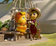 Фестиваль французского анимационного кино
