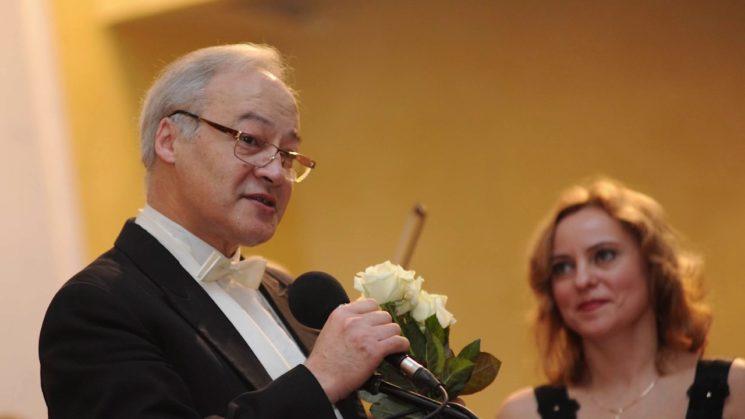 Мурад Аннамамедов в Алматы в рамках фестиваля «Посвящение Маэстро»