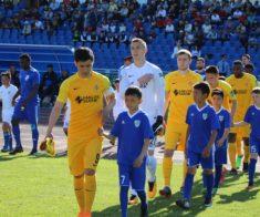 Футбольный матч «Кайрат vs Шахтер»