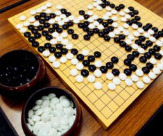 Мастер-Класс по игре в шашки Го