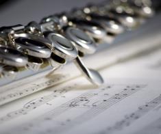 Концерт флейтового дуэта