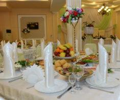 Новогодний корпоратив в ресторане «Алматы Түнi»