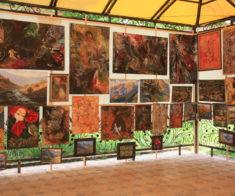 Открытие Выставки «Eski Shahar»