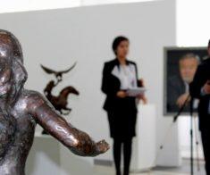 Выставка скульптуры «Искусство для всех!»