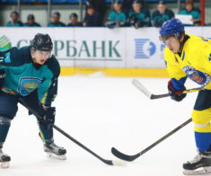 Хоккейный матч: ХК «Алматы» — ХК «Алтай-Торпедо»