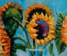 Выставка живописи и графики » Маленькие шаги…»