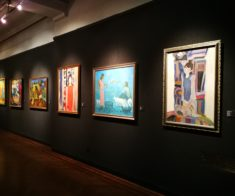 Выставка к 90-летию Сабура Мамбеева