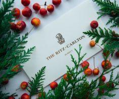 Рождество и Новый год в The Ritz-Carlton, Almaty
