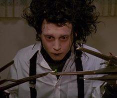Показ фильма «Эдвард руки-ножницы»