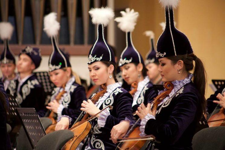 Праздничный концерт, посвященный Дню Первого Президента
