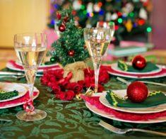 Новый год в ресторане «Жасмин»