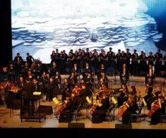 Концерт «Не просто Новый Год» в исполнении симфонического оркестра
